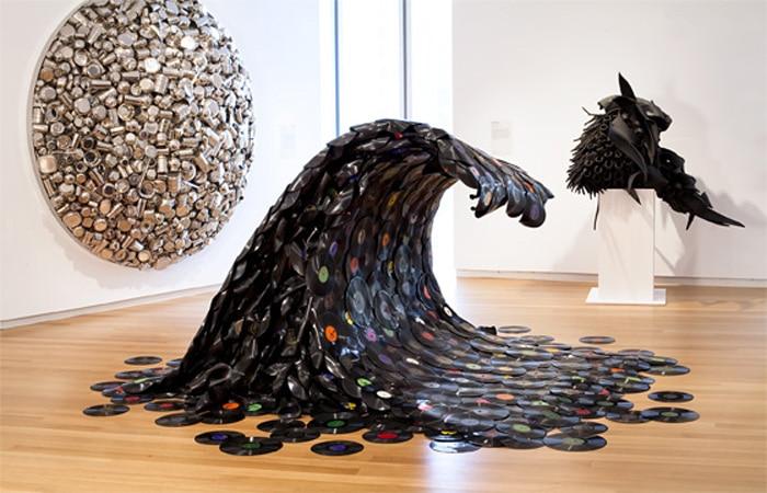 jean shin art records