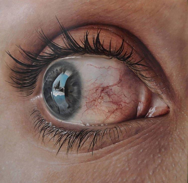 Hyperrealism Hyper Realism Hyperrealist Paintings