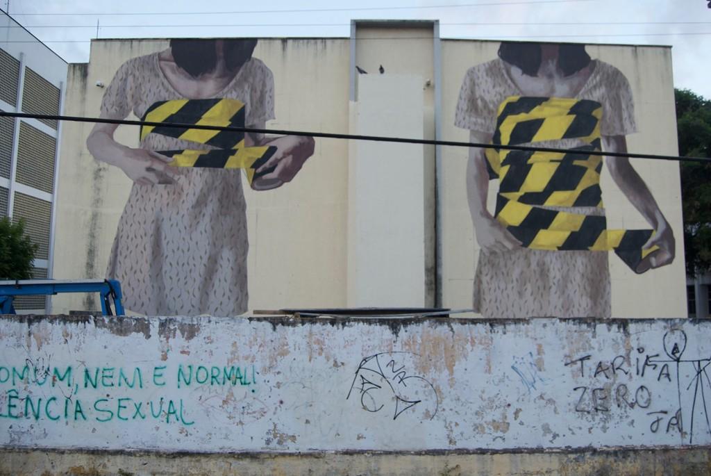 hyuro famous street artist female street artist