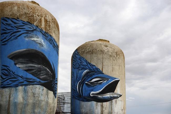 laguna street artist mural