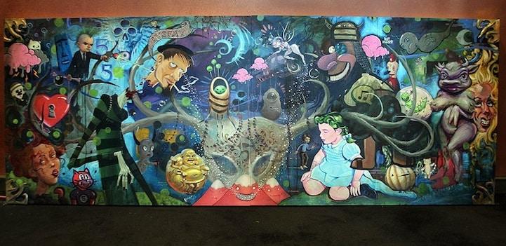 Art Jam 2011