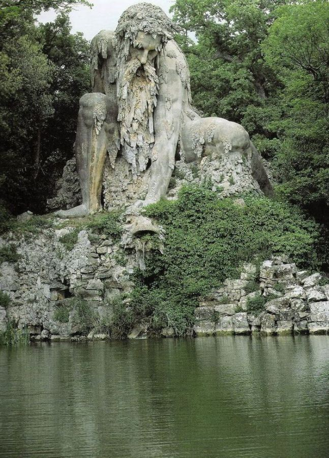 16th Century Art Sculpture Appennine Colossus Giambologna Colosso dell Appennino