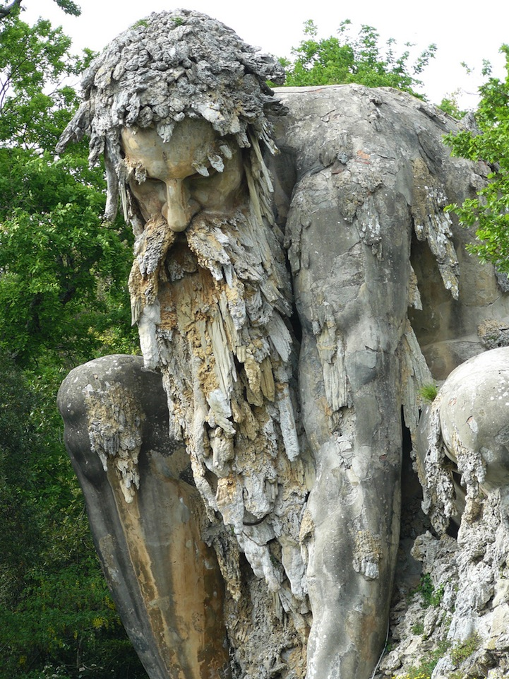 16th Century Art Sculpture Giambologna Colosso dell Appennino