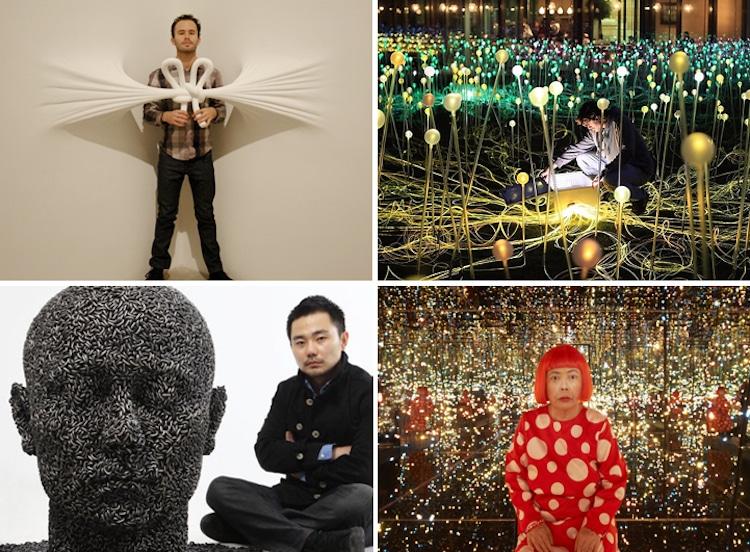 Cutting Edge Artists Contemporary Artists 21st Century Artists Cutting Edge Art Contemporary Art 21st Century Art