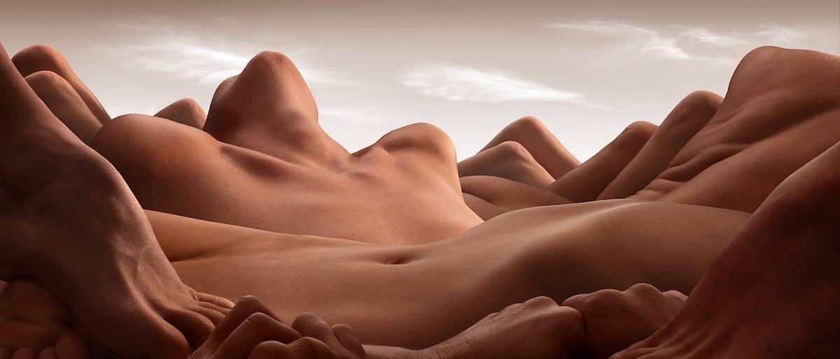 Artistic Human Body Photography