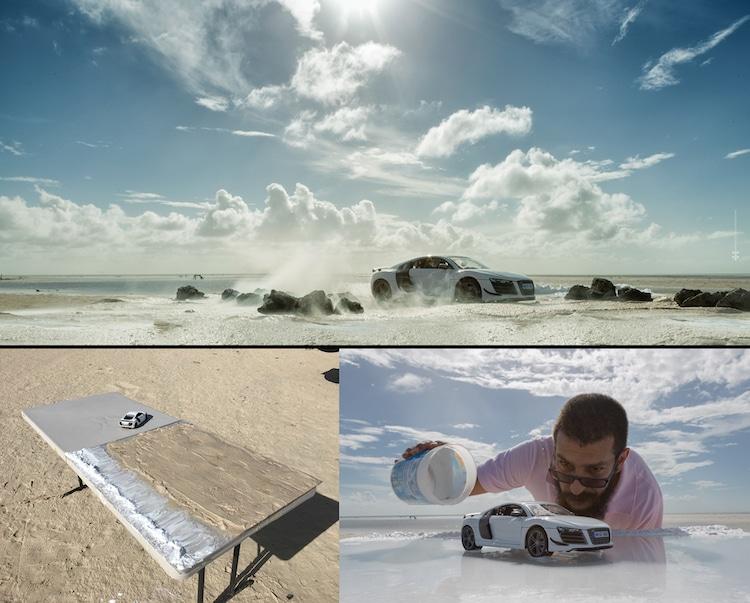 Miniature Photography Felix Hernandez