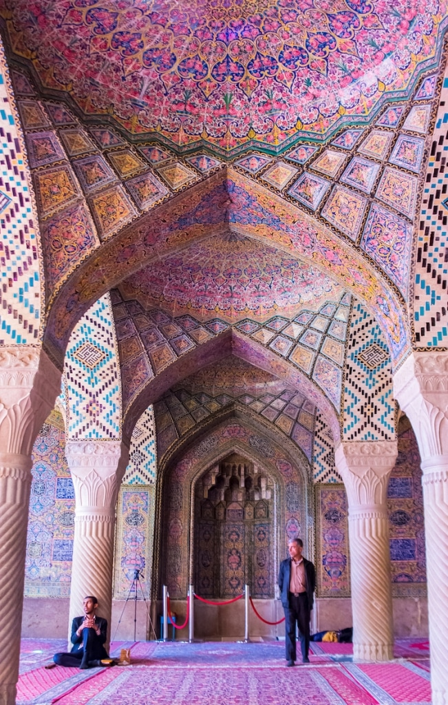 Mosque Architecture in Iran