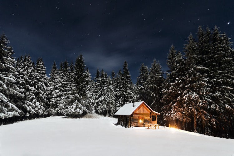 Christmas Photos of Winter Scenes To Get You in the Holiday Spirit