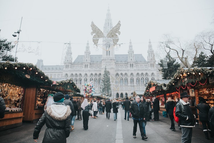 Winter Scenes Christmas Photos
