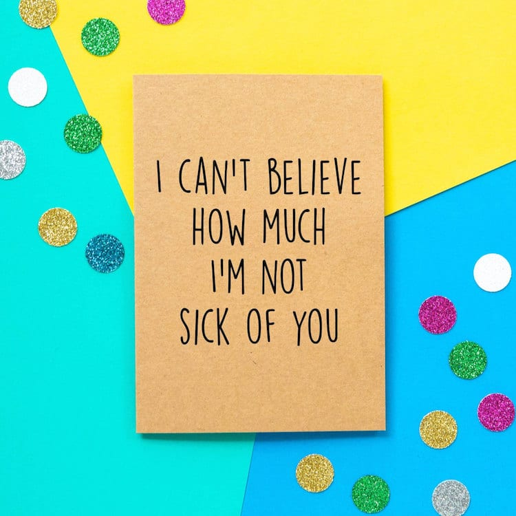 Quirky Valentines Day Cards