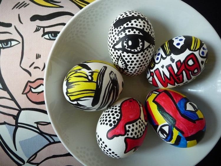 Egg Art Creative Egg Decoration