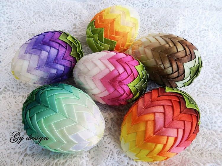 Egg Art Creative Egg Decoration