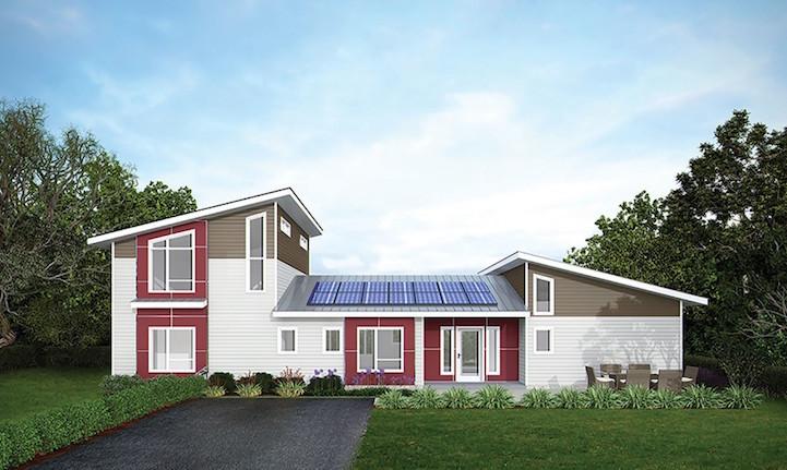 Deltec Modern Prefab Homes Under 100k