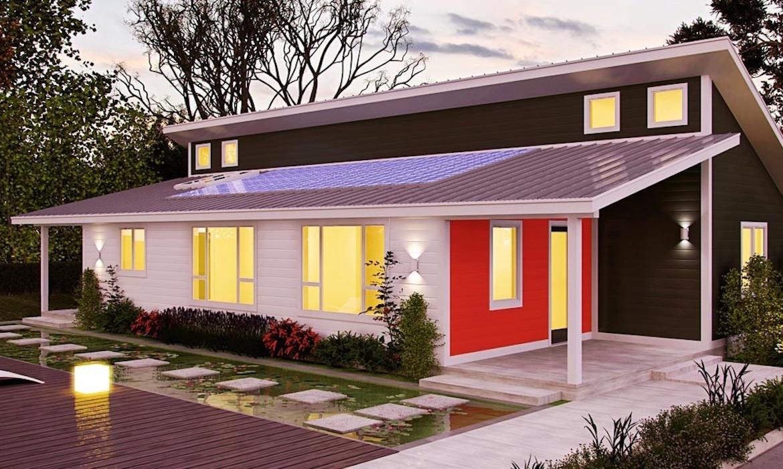 Modern Prefab Homes Under 100k Offer An Eco Friendly Way Of Life