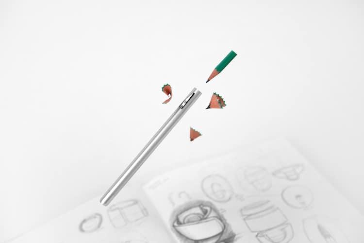 Pencil Plus Pencil Holder Pencil Sharpener