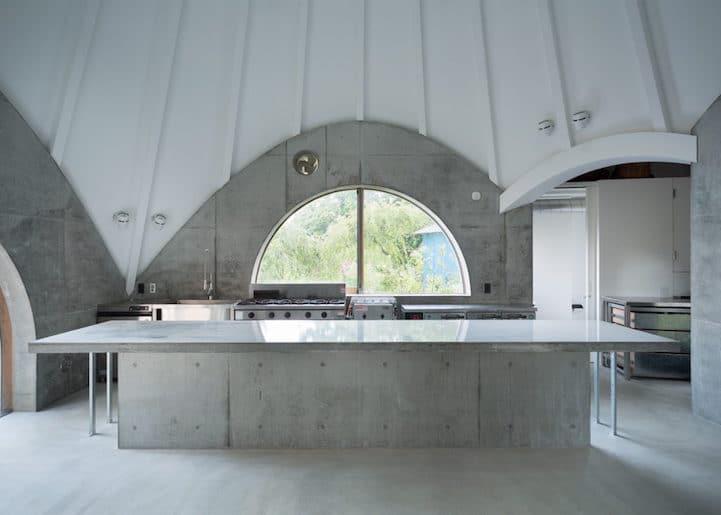 Casa de retiro japonesa por Issei Suma