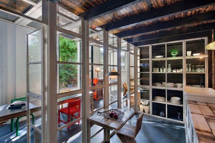 Kitchen Concept Inside Historical Coach House