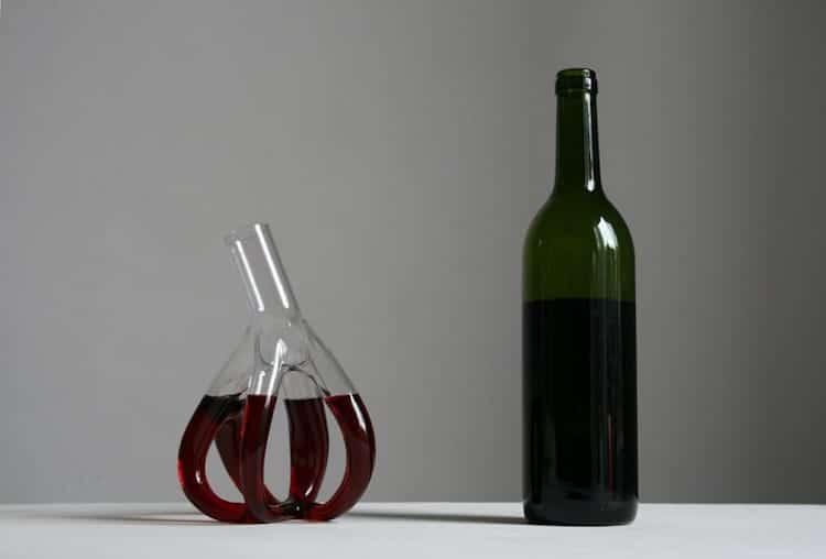 Decantador de vino por Etienne Meneau