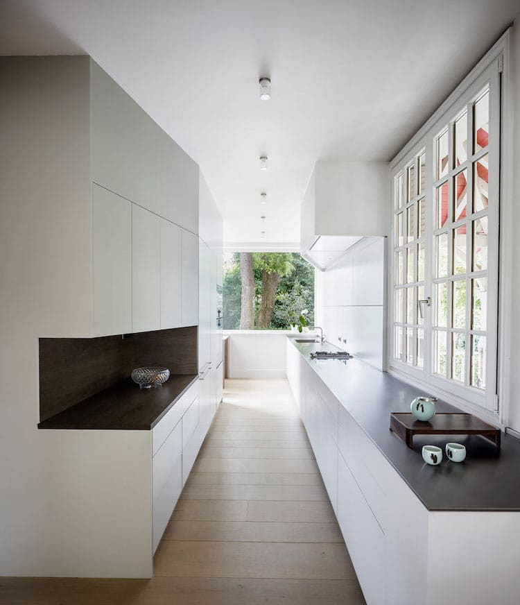 05AM Arquitectura Maison a Colombages Modern Makeover