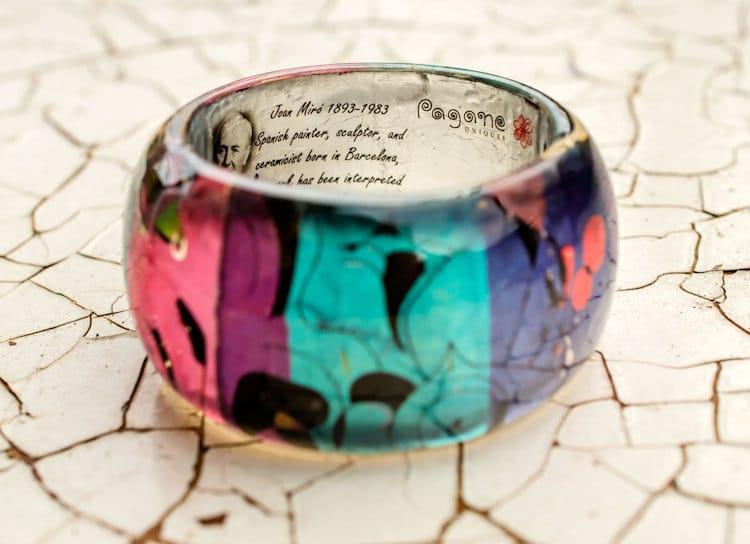 12-paganeuniques-fine-art-resin-bracelet-miro