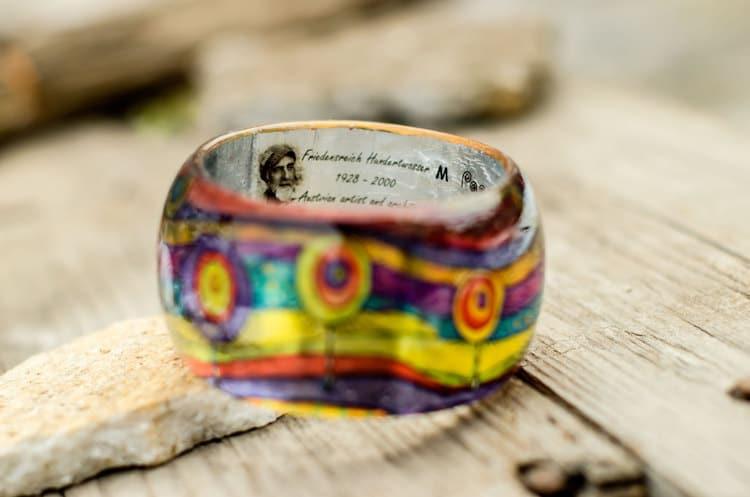 14-paganeuniques-fine-art-resin-bracelet-hundertwasser