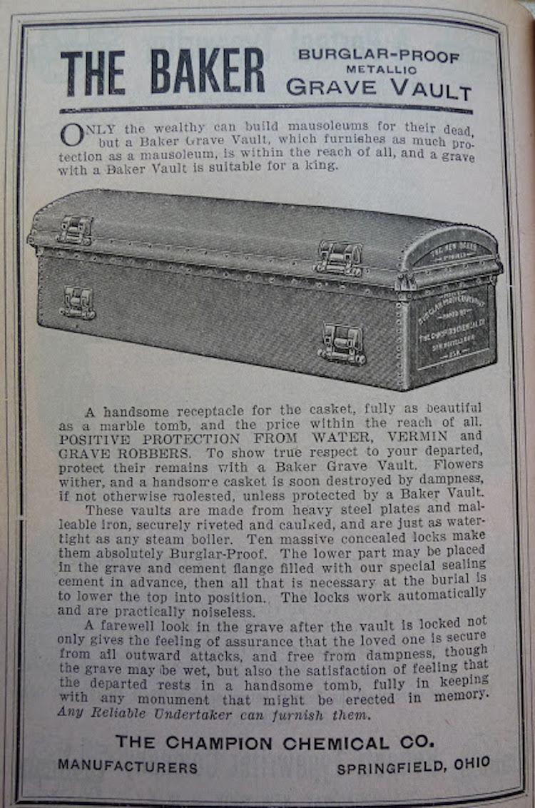 vintage ads advertisement history