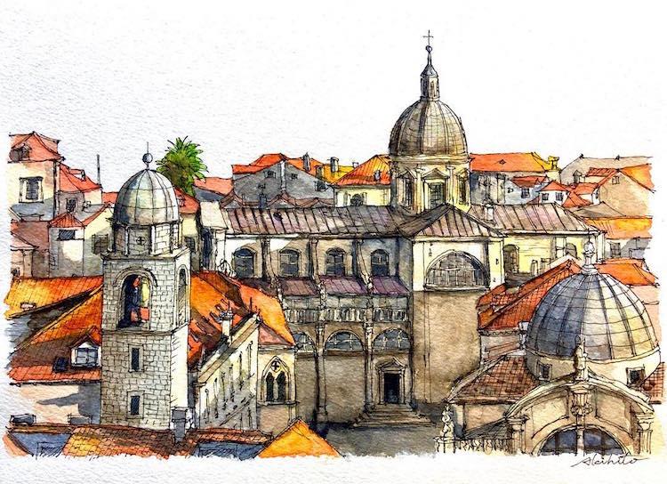 Dubrovnik , Croatia