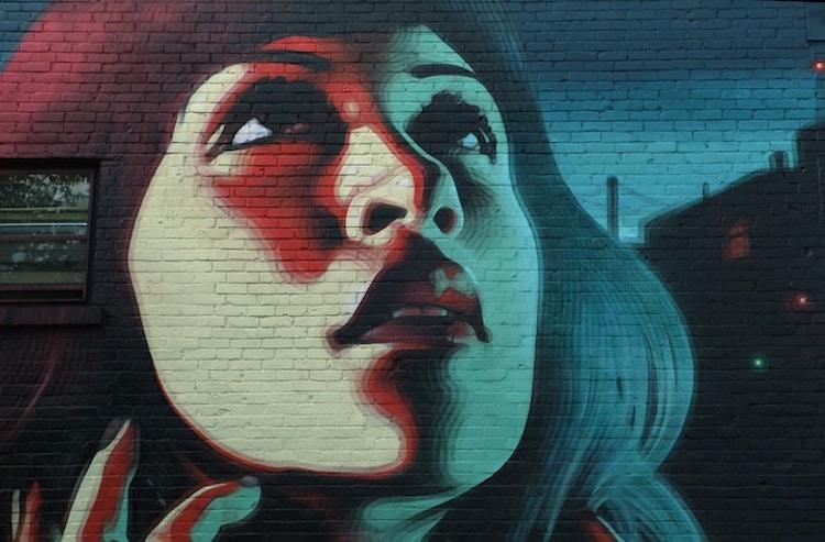 el mac spirit of summer mural