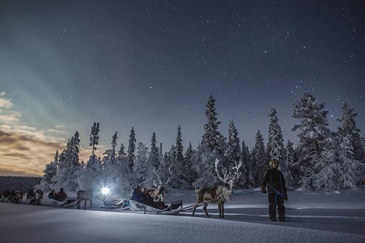 Tiina Törmänen finland winter
