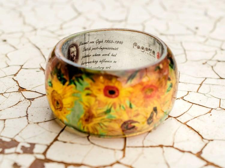 8-paganeuniques-fine-art-resin-bracelet-van-gogh