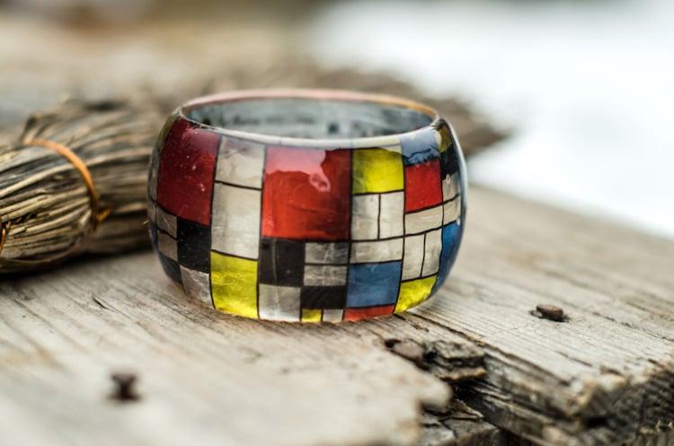 9-paganeuniques-fine-art-resin-bracelet-mondrian
