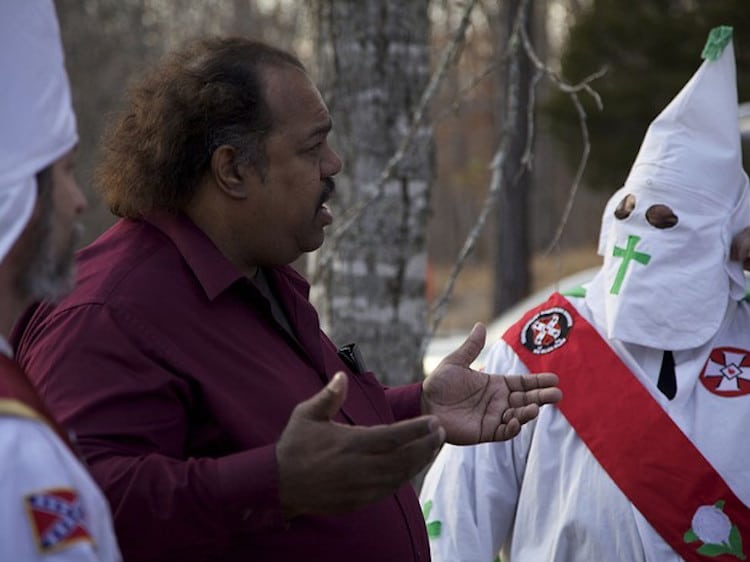 daryl davis kkk racism rally