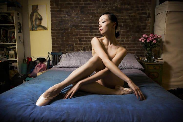 ballerina bedroom zhongjing fang damon dahlen huffington post