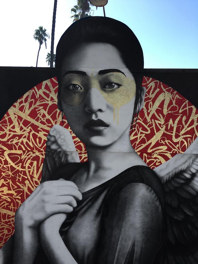 Fin DAC mural los angeles