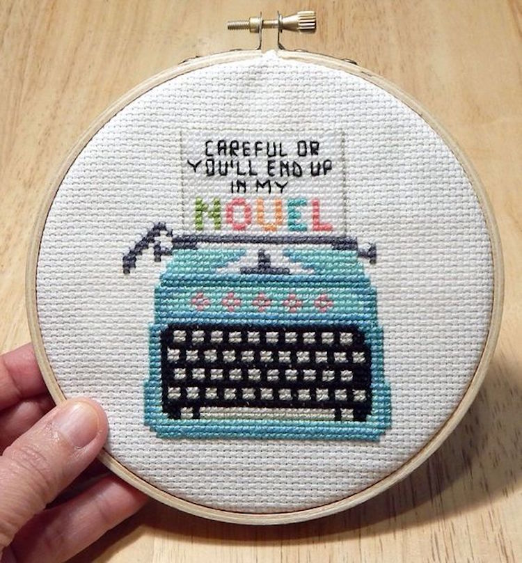 25+ Pieces of Funny Cross Stitch That Will Leave You Laughing