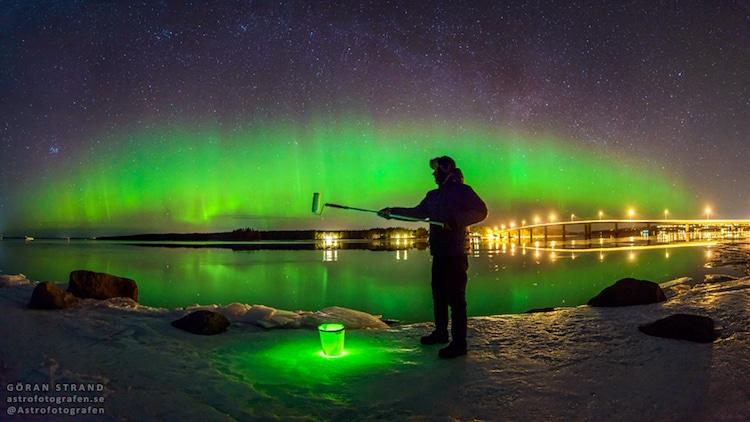 göran strand astrophotography aurora nothern lights