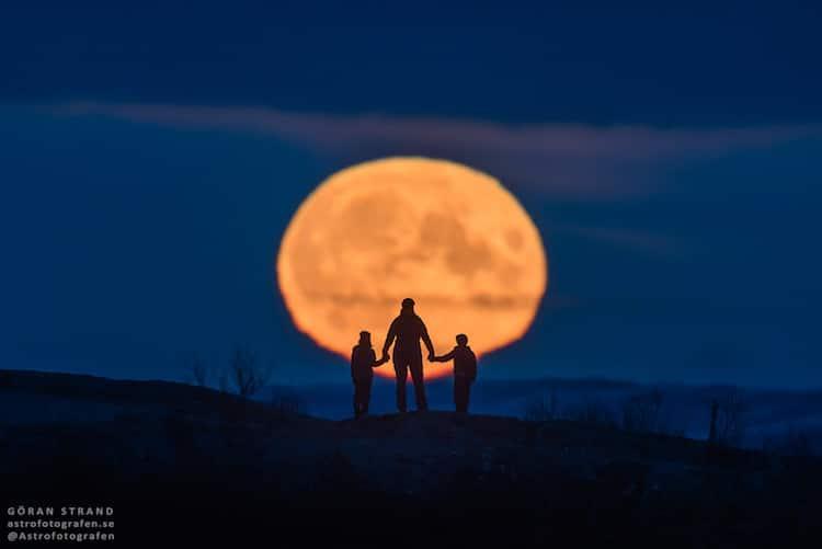 göran strand astrophotography full moon