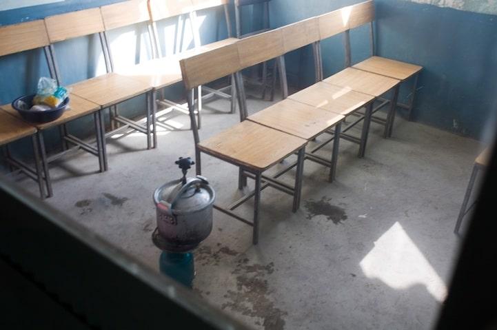Kabul Classroom.