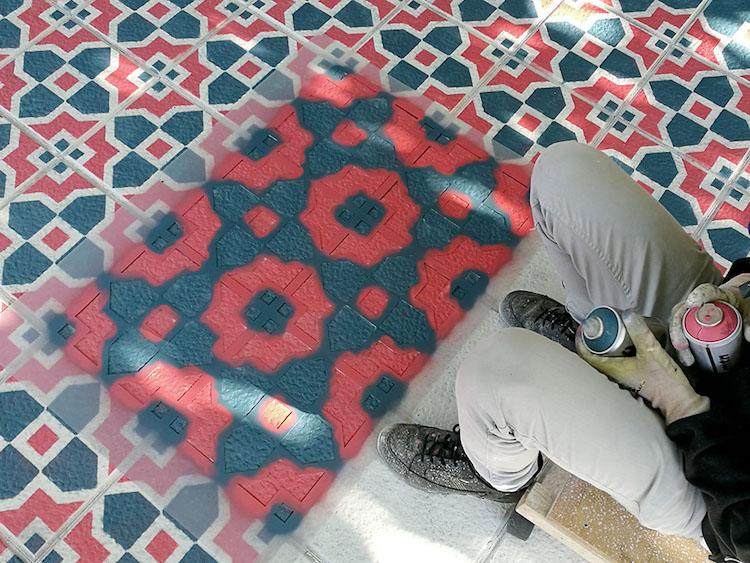 javier de riba catalan tile