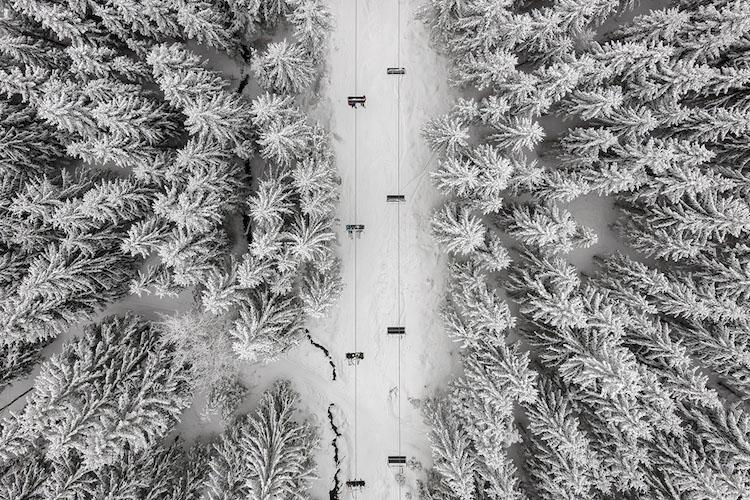 Kacper Kowalski aerial photography