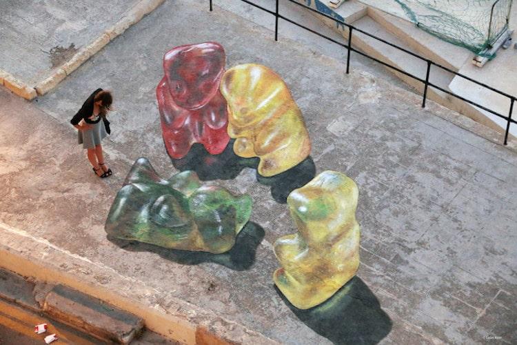 Leon Keer Gummy Bears