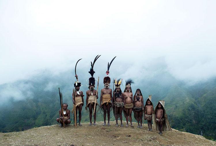 Yali tribe.