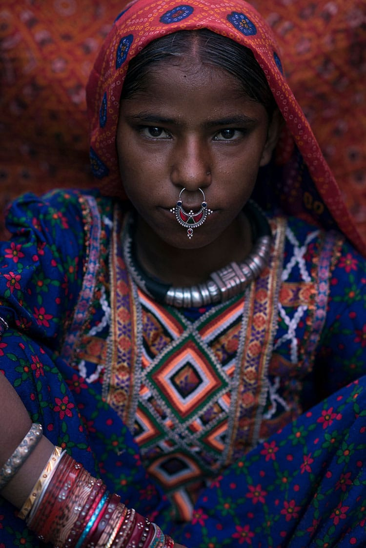 Jats of Kutch from West India.
