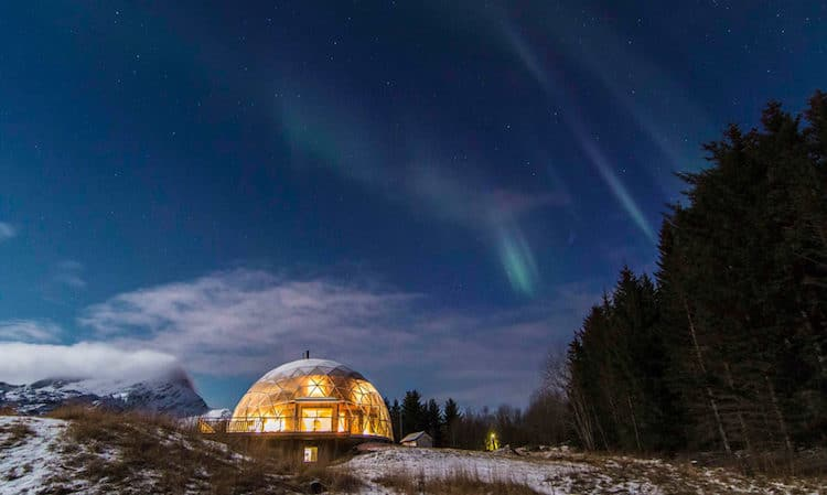nature house hjertefolger arctic circle