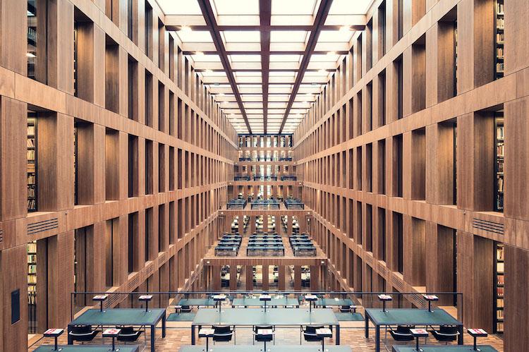 Berlin interior architecture photography