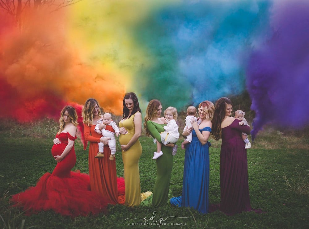 best photos alex bolen rainbow baby