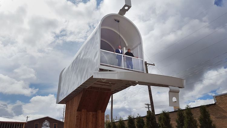 World's Largest Mailbox in Casey, Illinois
