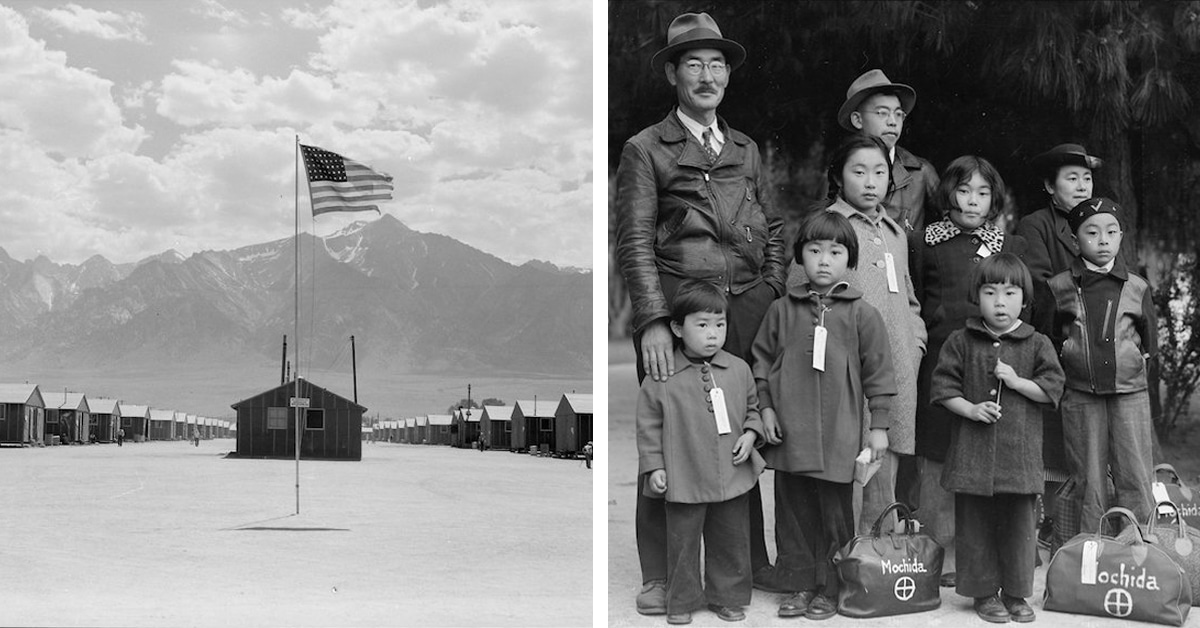 Dorothea Lange S Unseen Photos Of Japanese Internment Camps