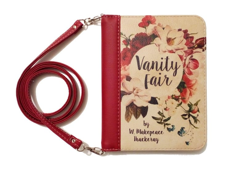 BAGatelle Studio book clutch
