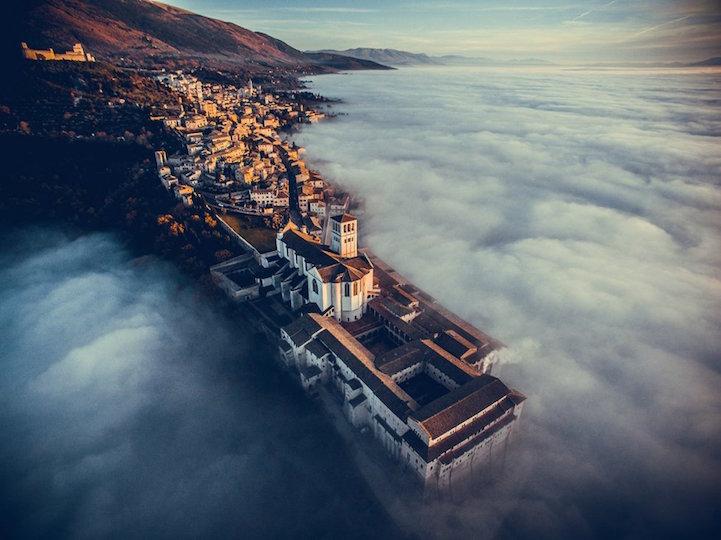 best photos Francesco Cattuto drone 2016